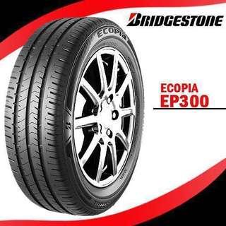 195-50-15 Bridgestone ecopia ep300