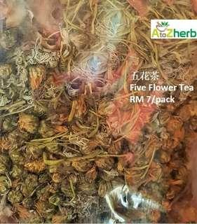 Five Flower Tea - Herbal Tea