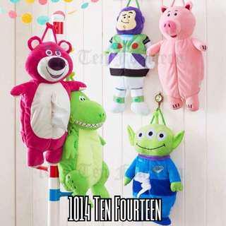 Toys Story 紙巾盒套