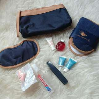 Travel kit Garuda Indonesia