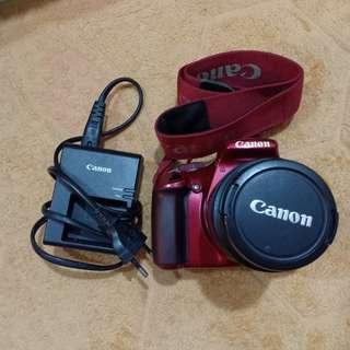 Canon EOS 1100D (baca detail kt bawah)