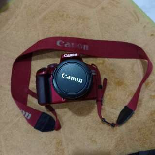 Canon EOS 1100D (baca detail semua kt bawah)