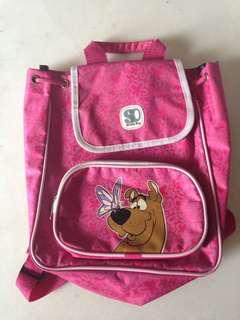 Scooby doo bagpack