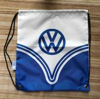 📮包平郵🆕福士 Volkswagen 索繩袋 連USB 非賣品