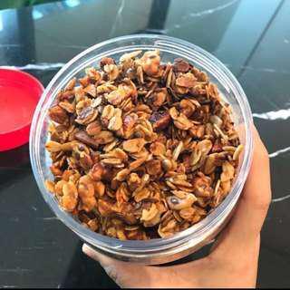 Honey Maple Granola