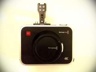 Blackmagic cinema cam 4k