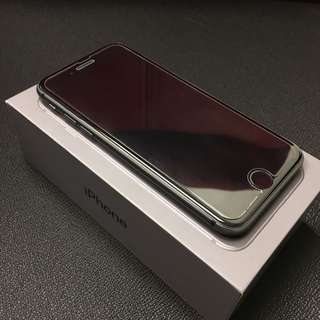Iphone 8 Space Gray - open for swap to iphone 7 plus