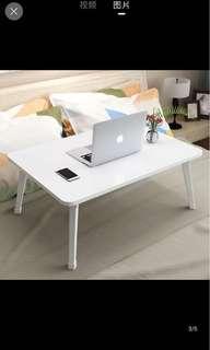 懶人桌/宿舍桌/床上用可摺疊小桌子
