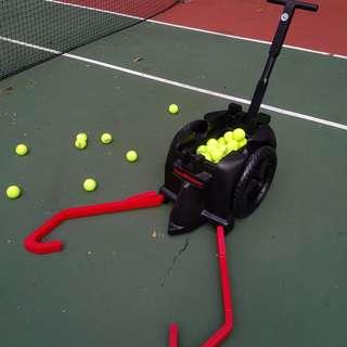 BRAND NEW Tomo Hopper tennis ball collector - 50% OFF