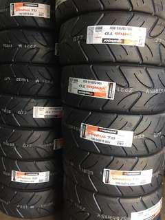 Tyre 195-55-15 HANKOOK VENTUS TD Z221