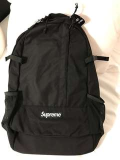 Supreme backpack ss18 背包