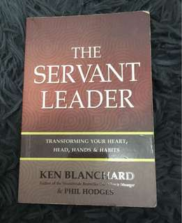 John Maxwell The Servant Leader