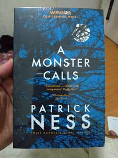 A Monster Calls-Patrick Ness
