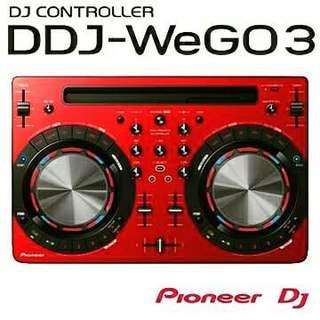 🚚 Pioneer DDJ WEGO3
