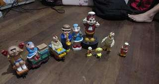 Jollibee collectors toys