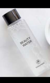 Son&Park beauty water 60ml travel size
