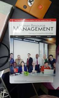 🚚 Human Resource Management 11th edition