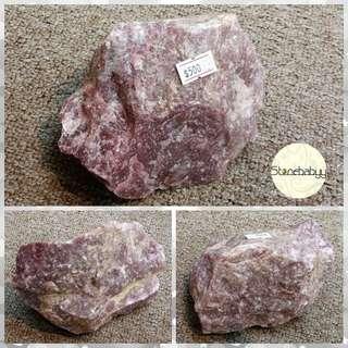 草莓晶原石