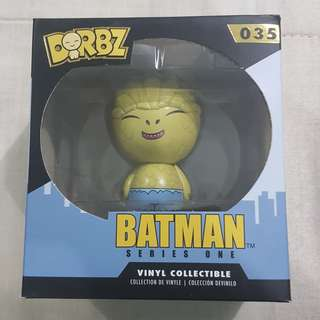 Legit Brand New With Box Funko Dorbz Batman Series One Killer Croc Toy Figure