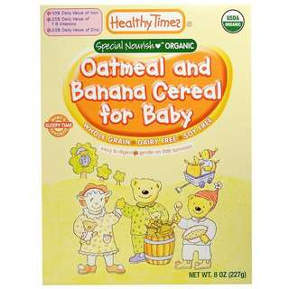 🚚 Happy Times Baby Cereal