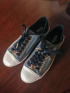 Micheal Kors Kristy Lace Up Sneaker
