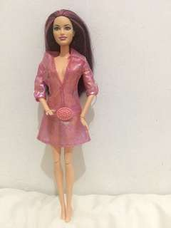 Barbie - articulated doll