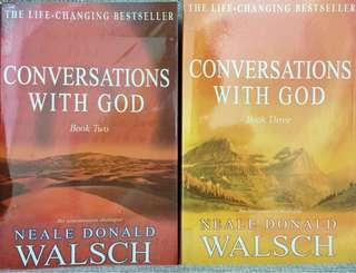 Conversations with God (Book 2 & 3)