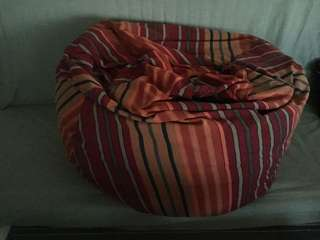 Bean Bag Up For Adoption! (Pay Adoption Fees Only)