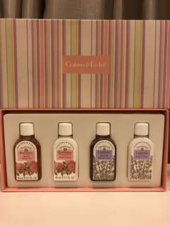 BNIB Crabtree and Evelyn Gift Set