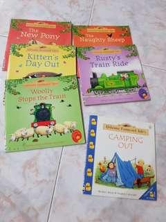 Usborne farmyard tales
