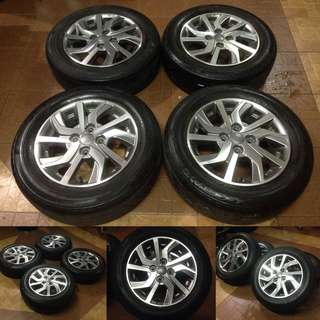 Rim bezza advance 14 pcd 1OO