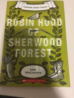 Scholastic: Robin Hood of Sherwood Forest
