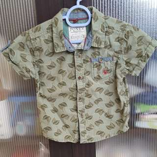 PONEY Shirt for baby boy