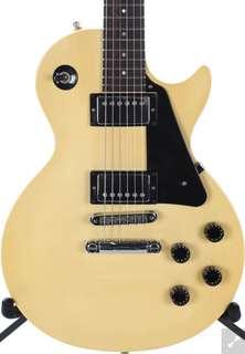 Guitar - 1985 Gibson Les Paul Studio Alpine White