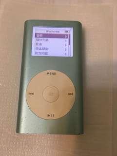 🚚 Ipod mini 1代 4GB 藍色