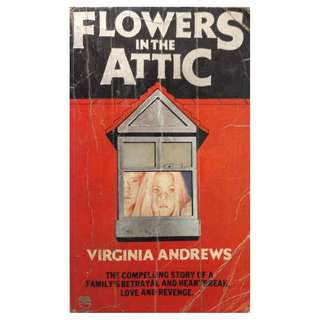 FLOWERS IN THE ATTIC - VIRGINIA ANDREWS