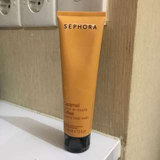 Sephora body wash caramel 5