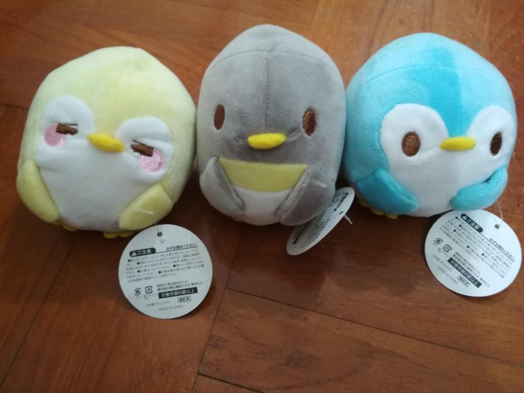 [全新]【❗59蚊3隻❗日本❗】至cute企鵝仔