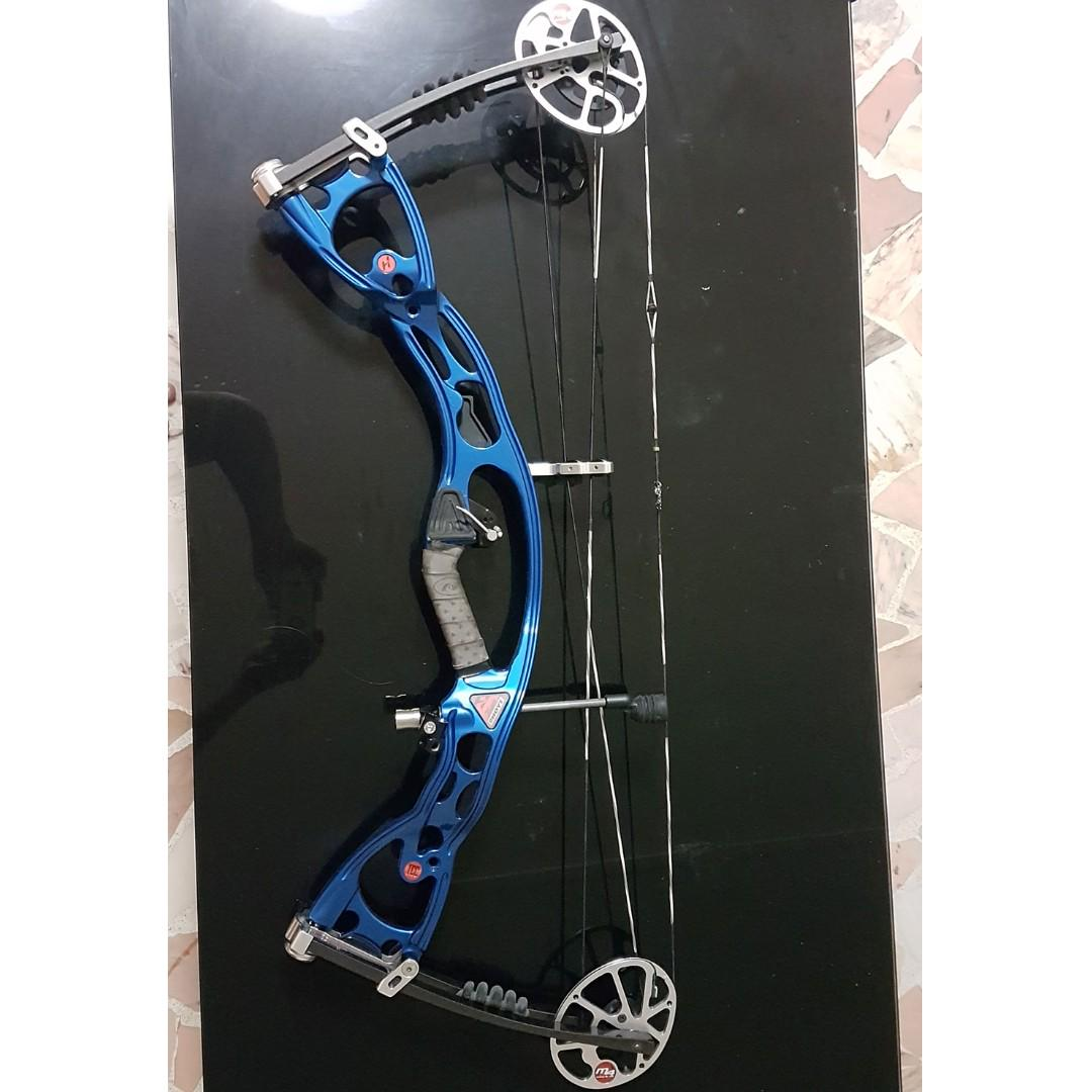Archery Compound Bow - Hoyt Rampage, Sports, Sports & Games