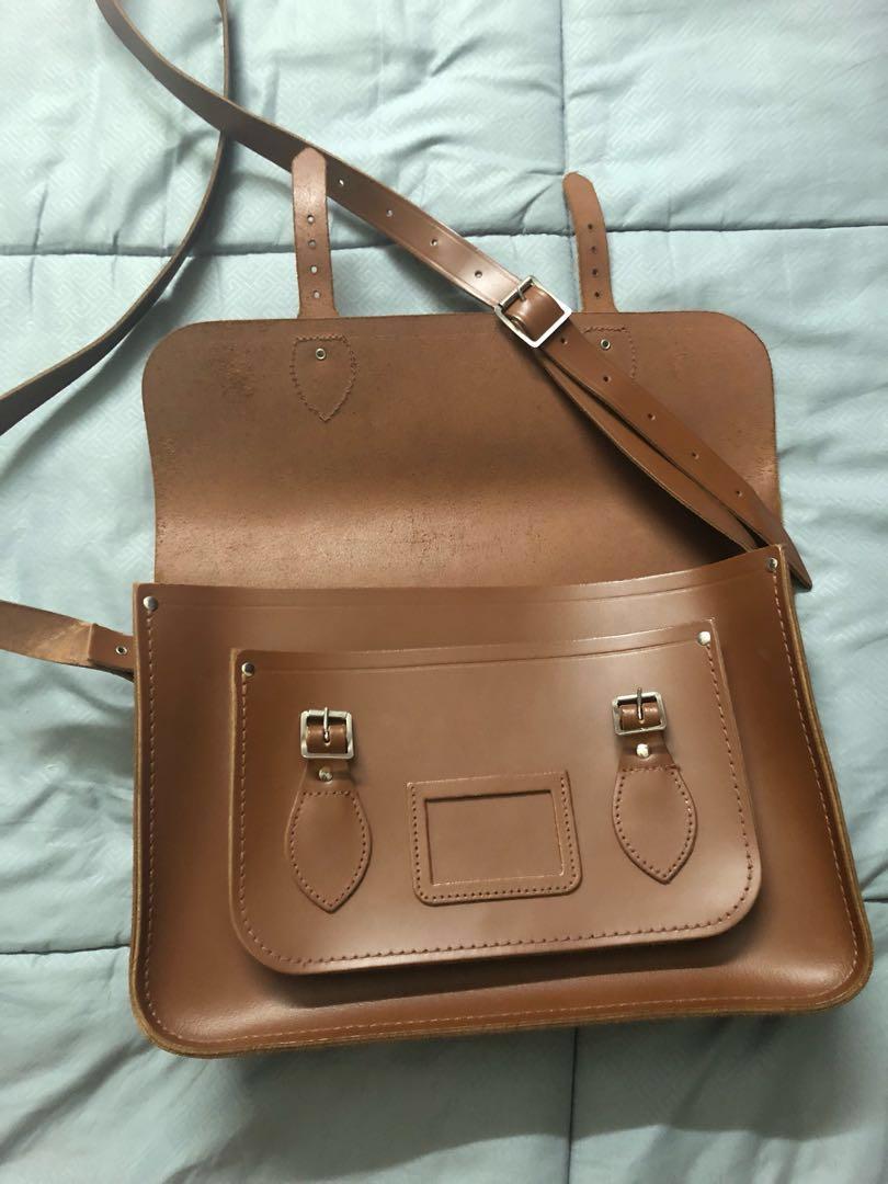 311d9b9ca926 Authentic Cambridge satchel to let go, buy rm800 want to letgo rm400 ...