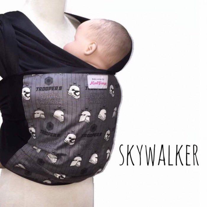 Baby Wrap By Mak Yang Instant Wrap Skywalker Bayi Kanak Kanak