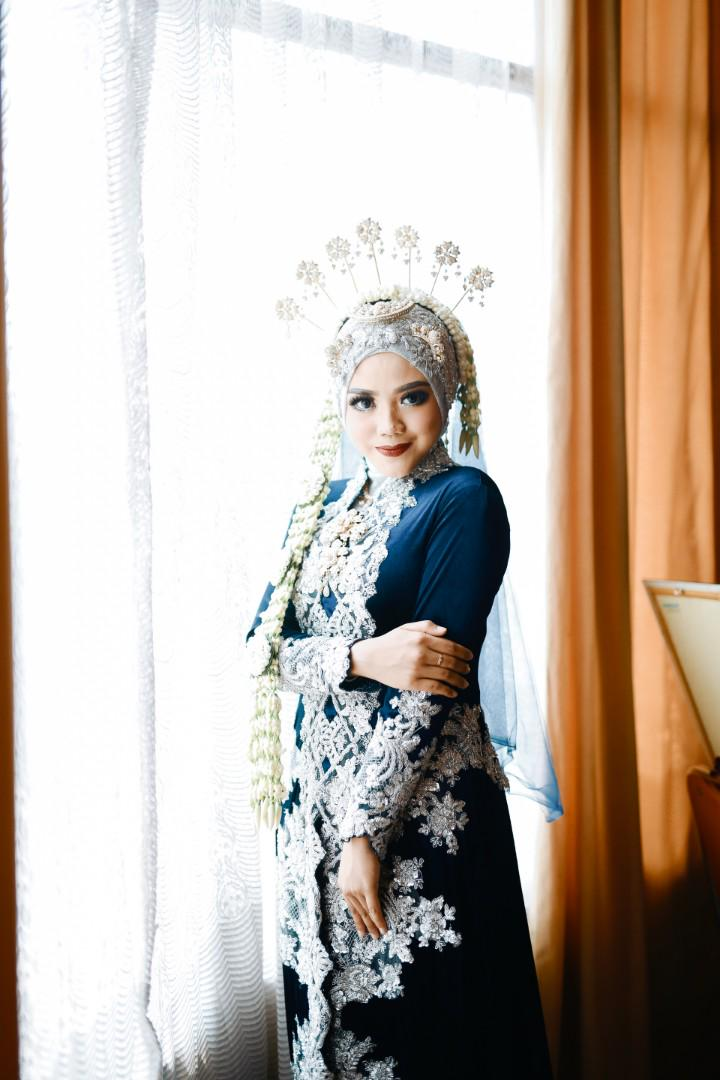 Baju Pengantin Jawa Muslim Womens Fashion Womens Clothes