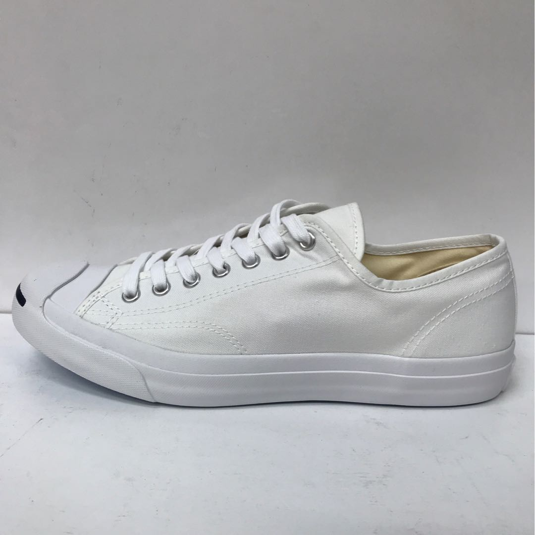 07e56fda861 CONVERSE JACK PURCELL OX UNISEX BLACK AND WHITE