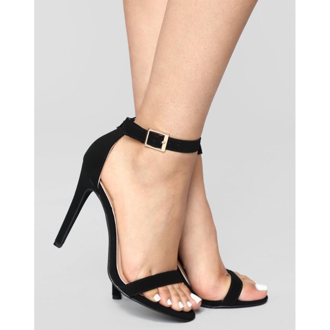 f168f491fec Fashionnova Black Heels