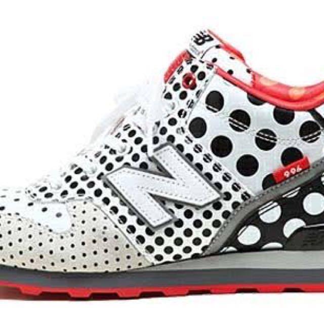 save off 93ae5 10a4f FRAPBOIS X NEW BALANCE 996, 她的時尚, 鞋子在Carousell