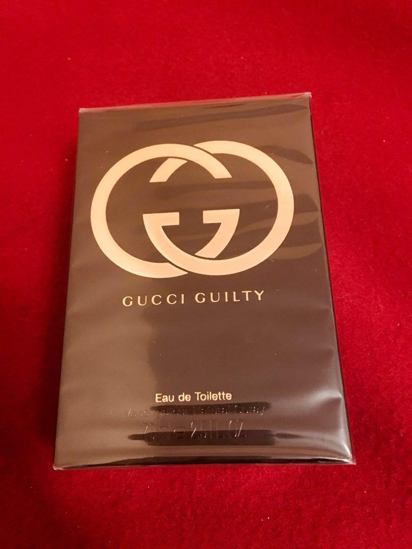 GUCCI Guilty 75ml $122–>$85