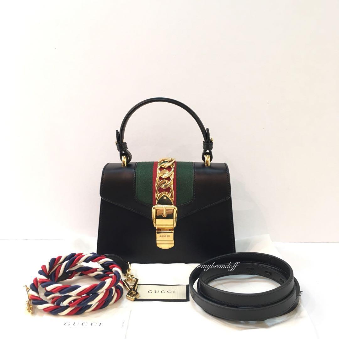 894559d2c9d Gucci Sylvie Mini Bag