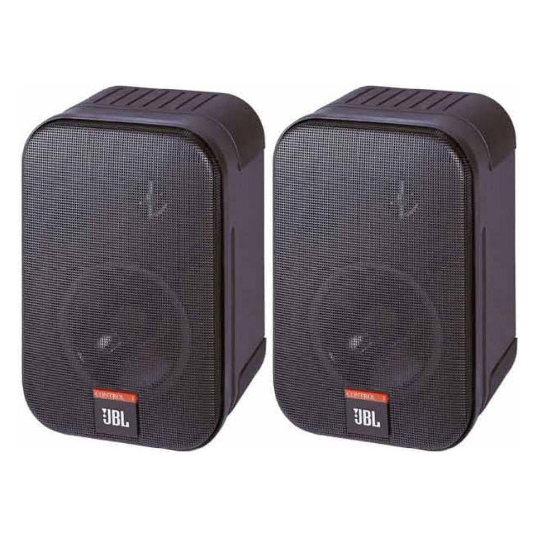 "JBL Control 1 Xtreme 80-watt, 4"" (100mm) two-way control"