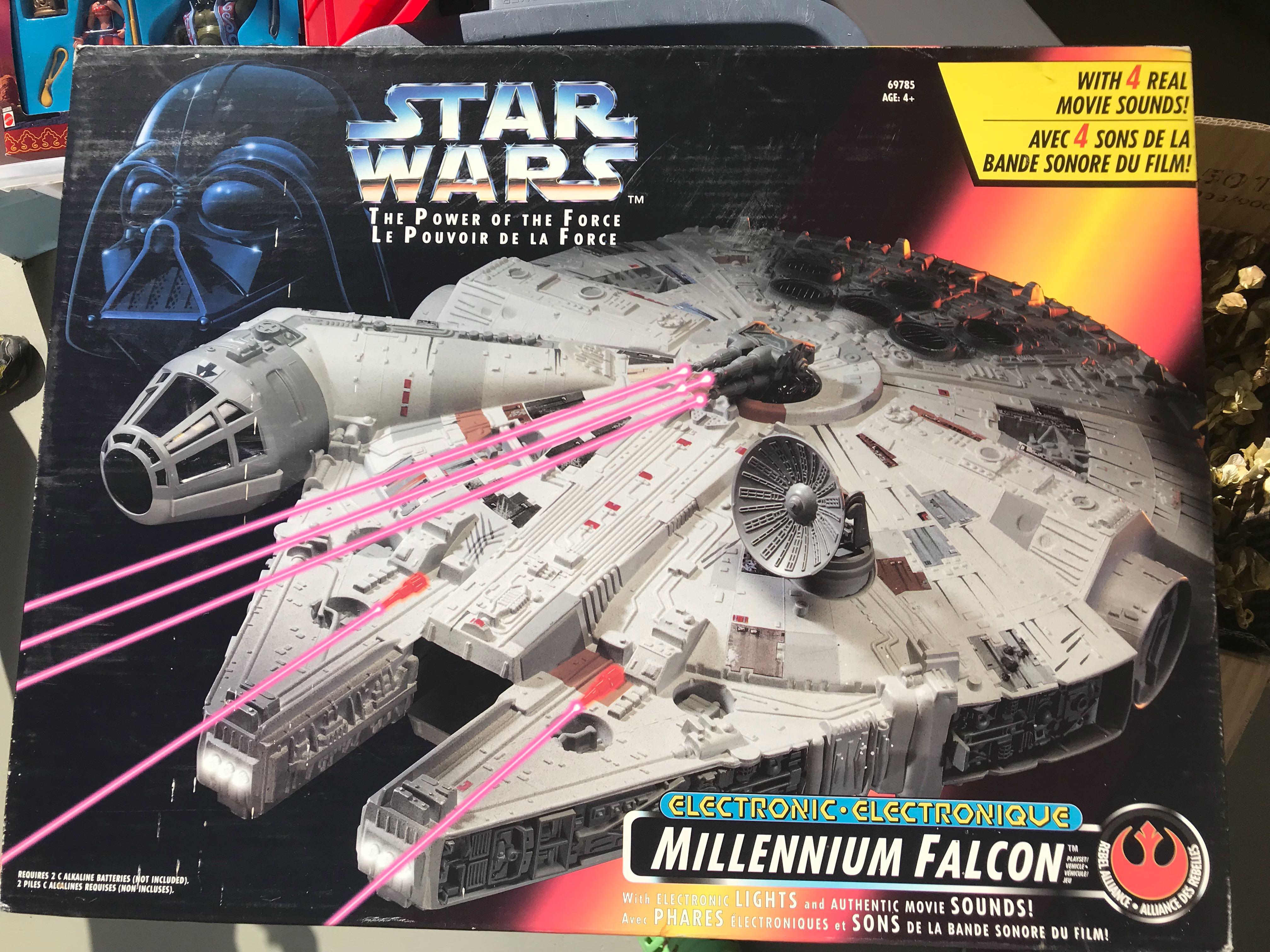Kenner Millennium Falcon