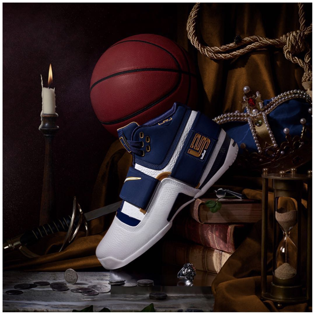 sports shoes 8624c 42590 Men s Nike LeBron Soldier 1 25 Straight COLLECTOR S ITEM NIKE ART OF ...